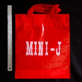 pe carrying plastic bag